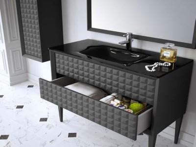 muebles visobath negro
